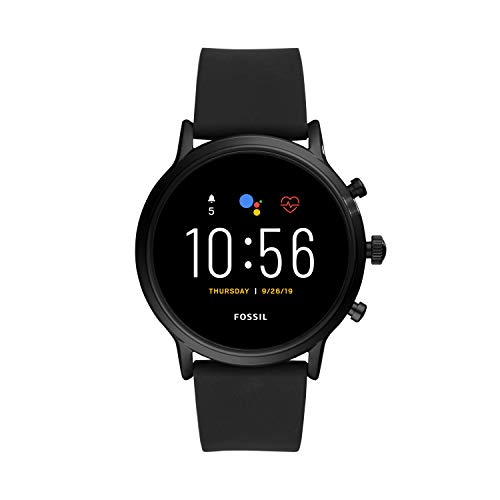 Montre Fossil Connectée Carlyle Silicone