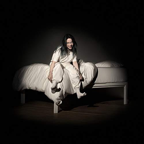 When we all fall asleep where do we go ?- Vinyle Jaune pâle