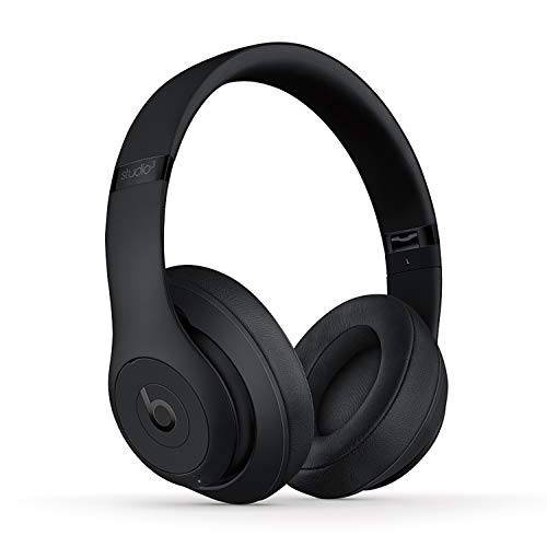 Beats Studio3 Bluetooth Wireless Noise Cancelling Over-Ear HeadphonesMatte Black