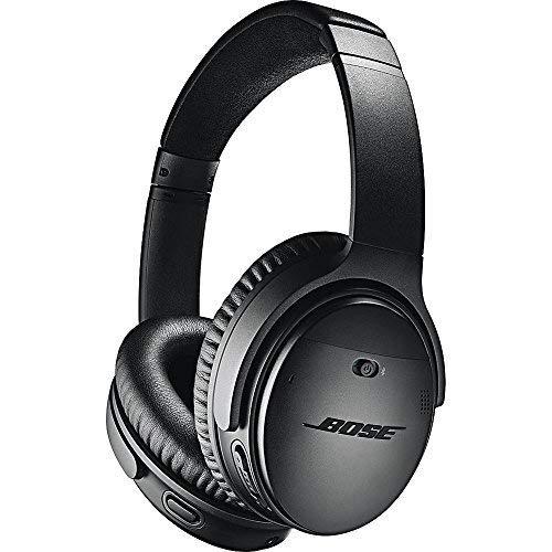 Bose Casque sans fil à réduction de bruit QuietComfort 35 II avec Amazon Alexa intégré -...